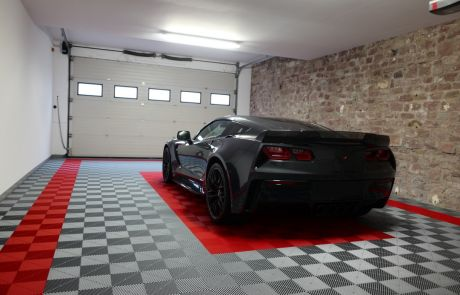 PaviClip - Applicazioni - Garage