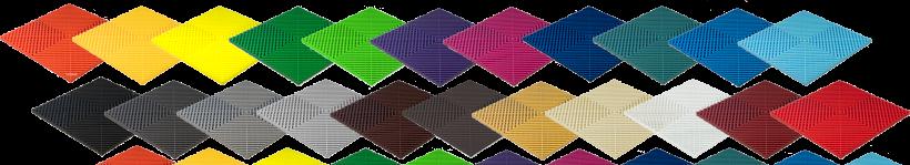 Paviclip PLUS - colori